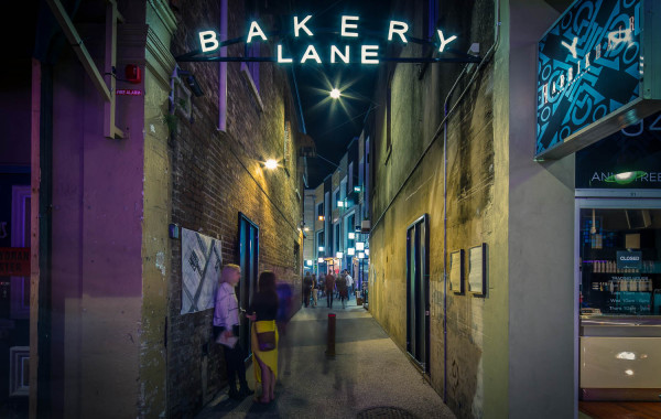 Bakery Lane