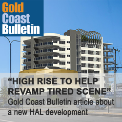 Highrise to help revamp tired scene